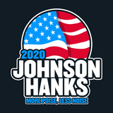 Johnson Hanks 2020 T-Shirt