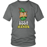 Give a Hoot Wash Your Hands