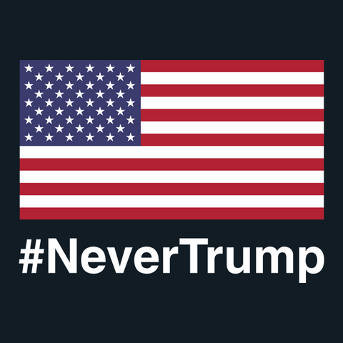 #NeverTrump T-Shirt