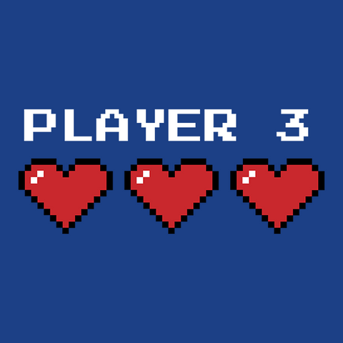 Player 3 T-Shirt