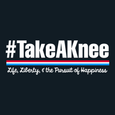 #TakeAKnee T-Shirt