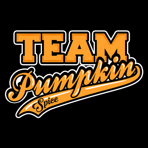 Team Pumpkin Spice T-Shirt