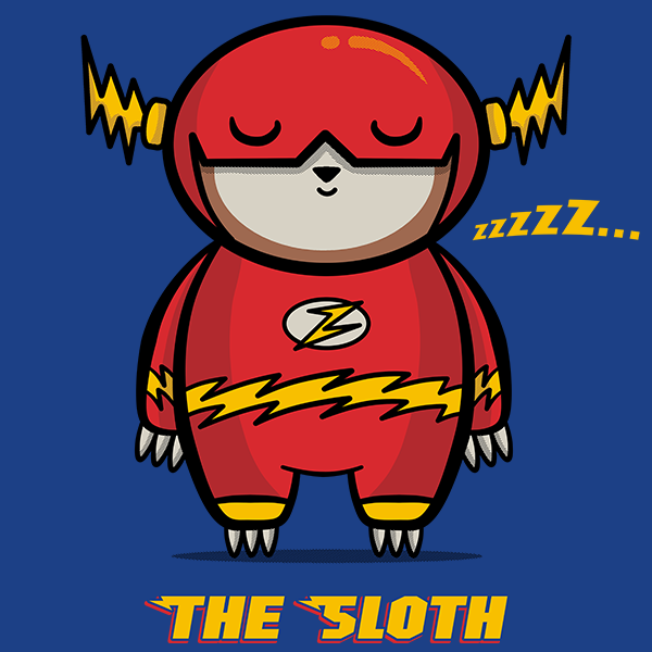 The Sloth T-Shirt