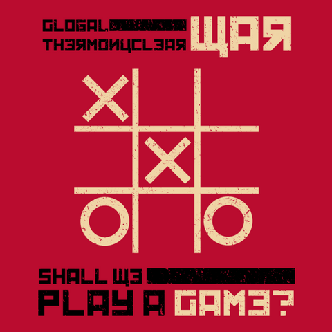 War Games T-Shirt