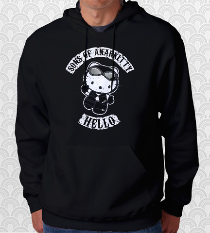 Sons of Anarkitty Hoodie