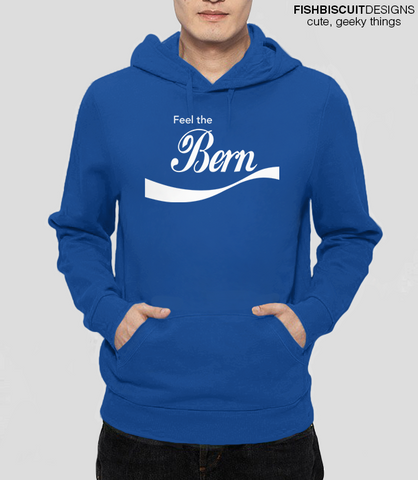 Feel the Bern Hoodie