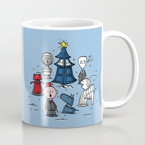 A Charlie Who Christmas Mug