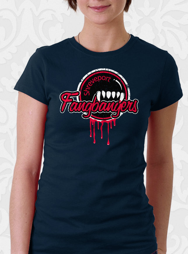 Shreveport Fangbangers T-Shirt