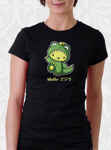 Hello Kaiju T-Shirt