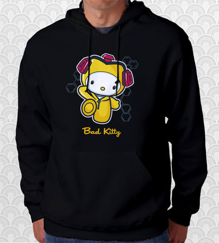 Bad Kitty Hoodie