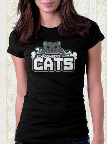Schrodingers Cats T-Shirt