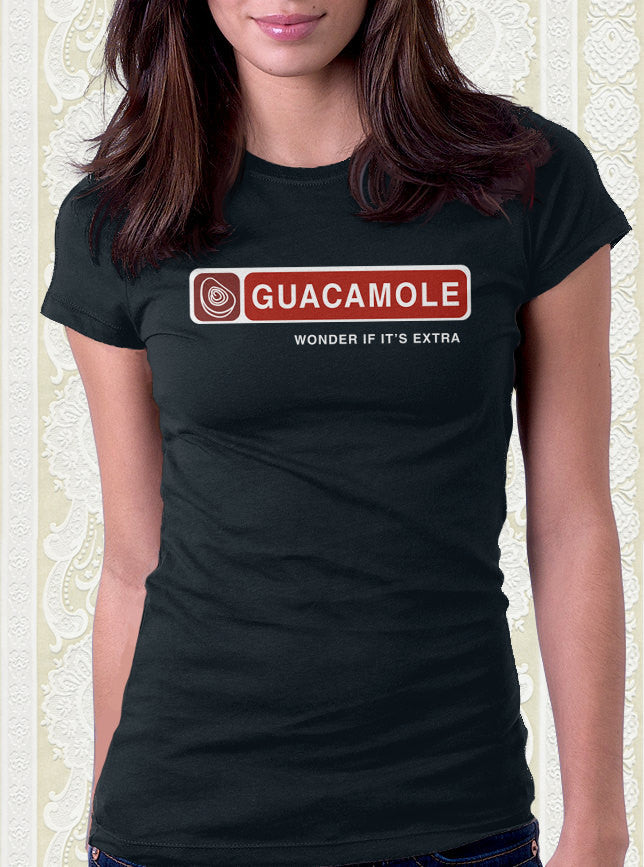 Guacamole is Expensive T-Shirt