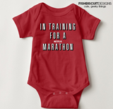 In Training Onesie