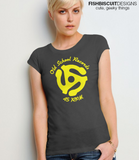 Old School Records 45 RPM T Shirt