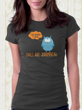 Owls are Judgmental T-Shirt