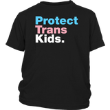 Protect Trans Kids Flag