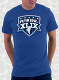 Paper Bowl Sunday T Shirt