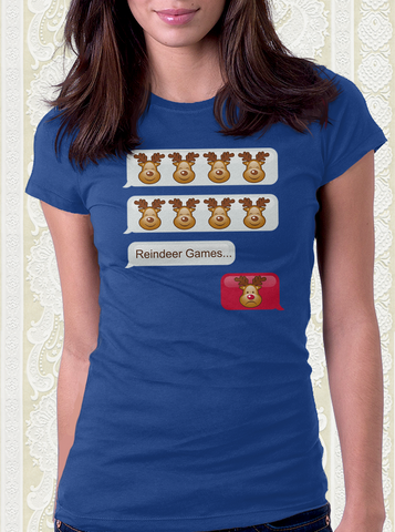 Reindeer Games T Shirt