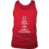 Keep Calm Family Vacation T-Shirt