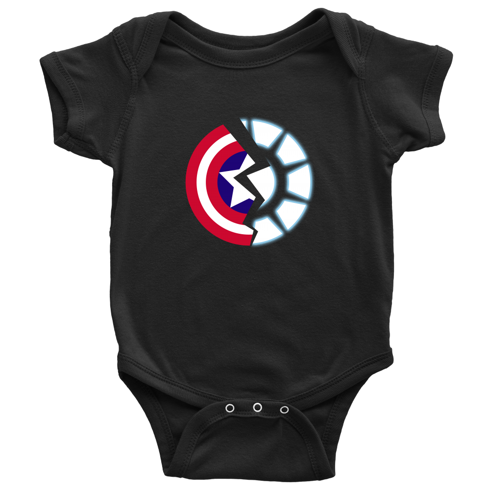 Uncivil War Baby Clothing