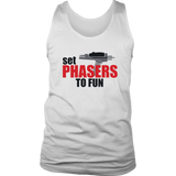 Set Phasers to Fun T-Shirt