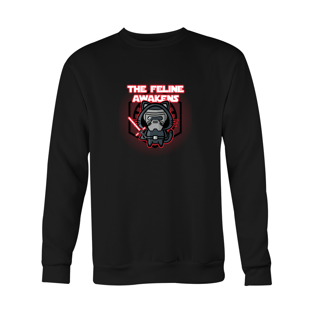 The Feline Awakens T-Shirt