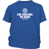 LOST Live Together Die Alone T-Shirt