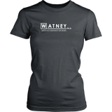 Watney Ph.D. T-shirt