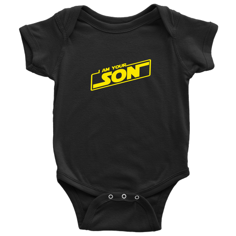 I Am Your Son Baby Clothing