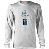 Keep Calm and Time Travel T-Shirt