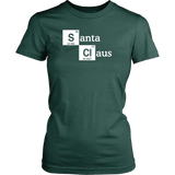 Breaking Santa T-Shirt