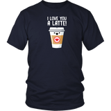 Latte Love T-Shirt
