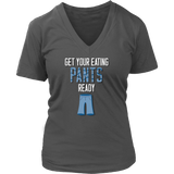 Eating Pants T Shirt
