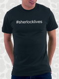 Sherlock Lives T-Shirt