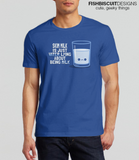 Skim Milk is a Liar T-Shirt