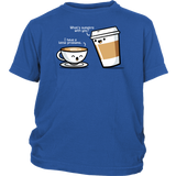Sumatra Latte Coffee t-shirt