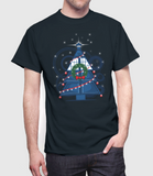 Tardis Tree T-Shirt