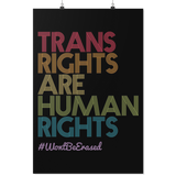 Trans Rights Poster