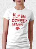 Zombie Facts T-Shirt