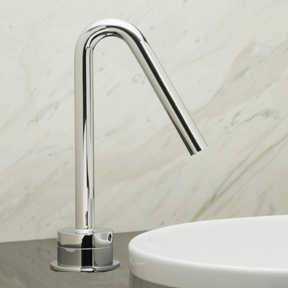 Hands Free Automatic Faucet for 1 Inch Vessel Sink