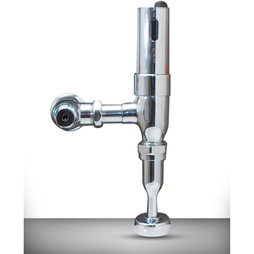 AUV-2 Automatic Handsfree Urinal Flush Valve in Polished Chrome