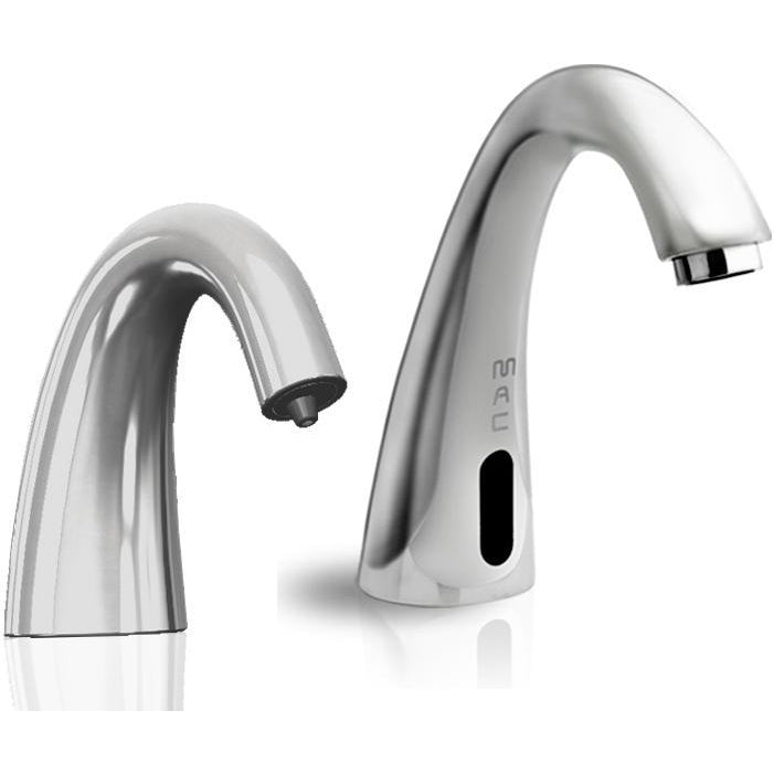 MP17 Matching pair of faucet and soap dispenser