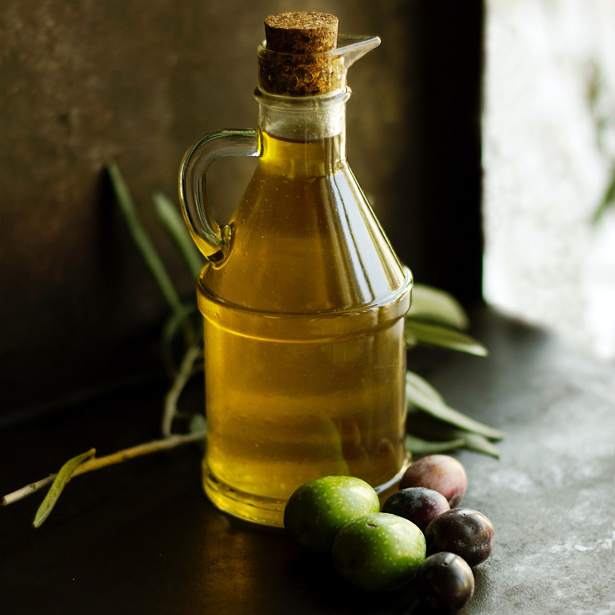 Arbequina Extra Virgin Olive Oil from California