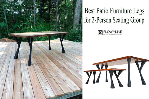 Steel Furniture for Outdoor Use