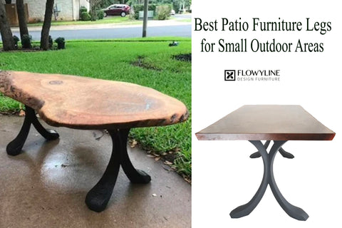 Handmade Metal Furniture for Outdoor Use