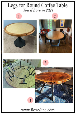 Legs for Round Coffee Table