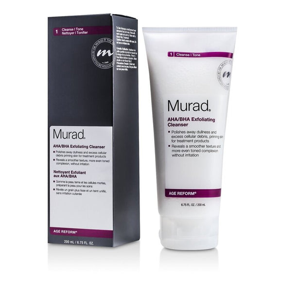 Murad AHA/BHA Exfoliating Cleanser 200ml/6.75oz