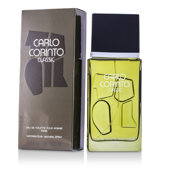 Carlo Corinto Carlo Corinto Eau De Toilette Spray 100ml/3.3oz
