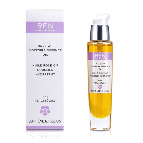 Ren Rose O12 Moisture Defence Serum (Dry Skin) 30ml/1.02oz