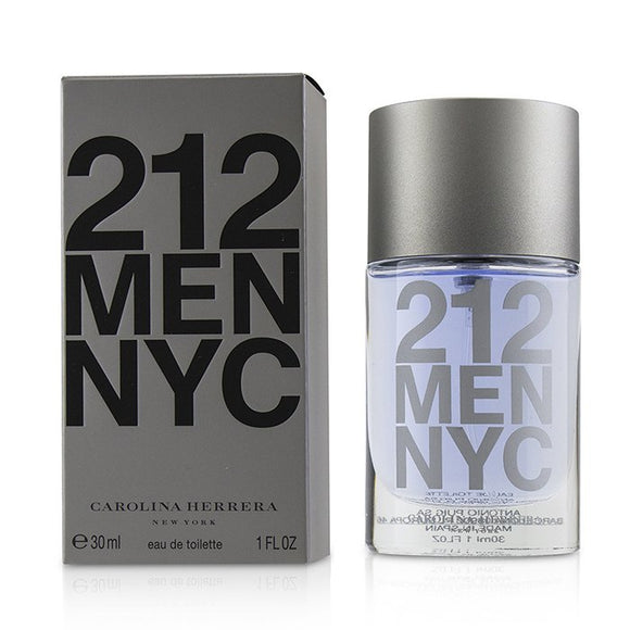 Carolina Herrera 212 NYC Eau De Toilette Spray 30ml/1oz
